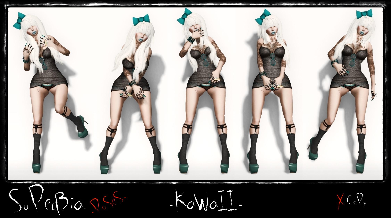 Kawaii Fair Superbia Style